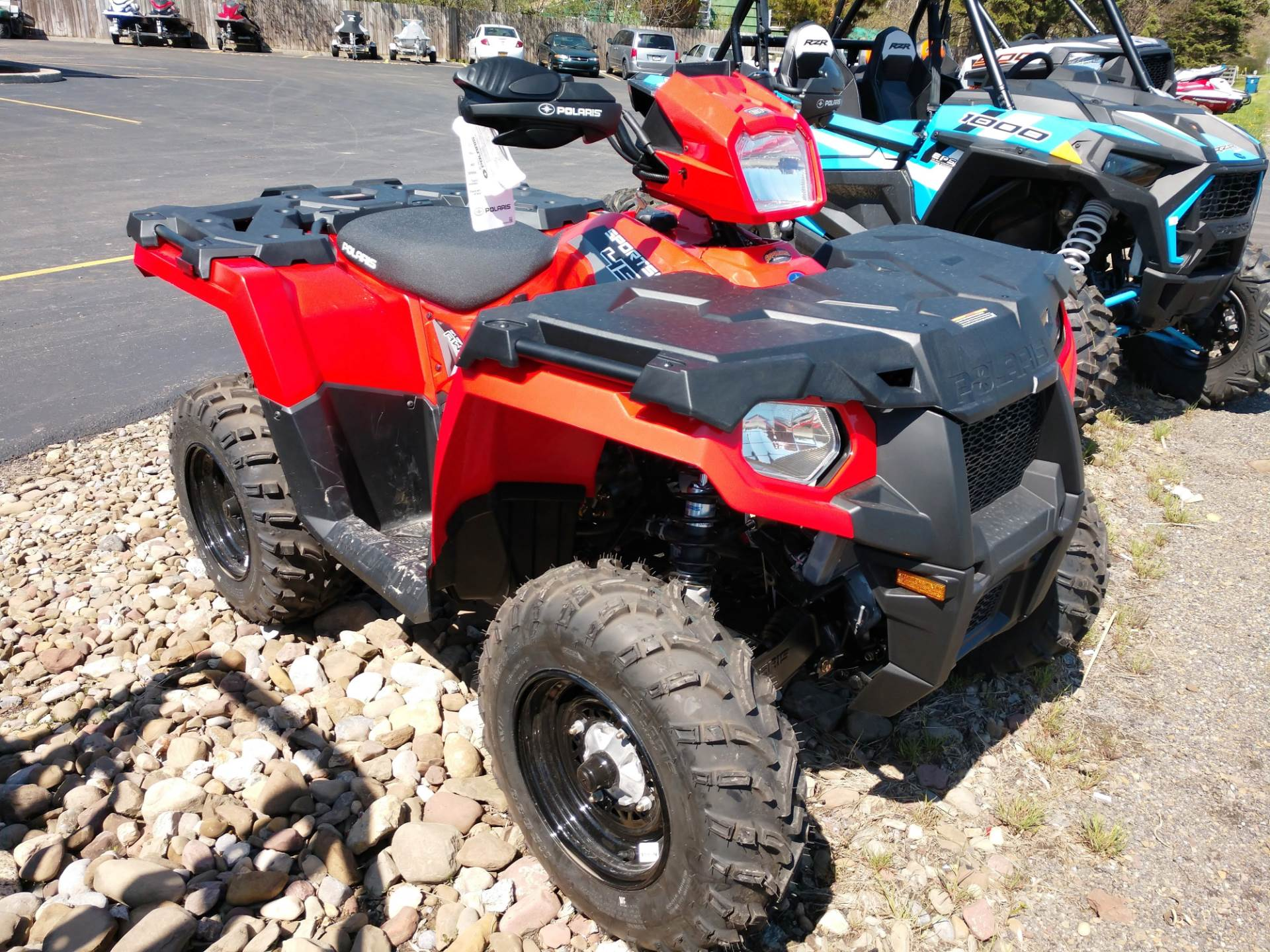 2019 Polaris Sportsman 450 H.O. EPS in Hamburg, New York - Photo 3