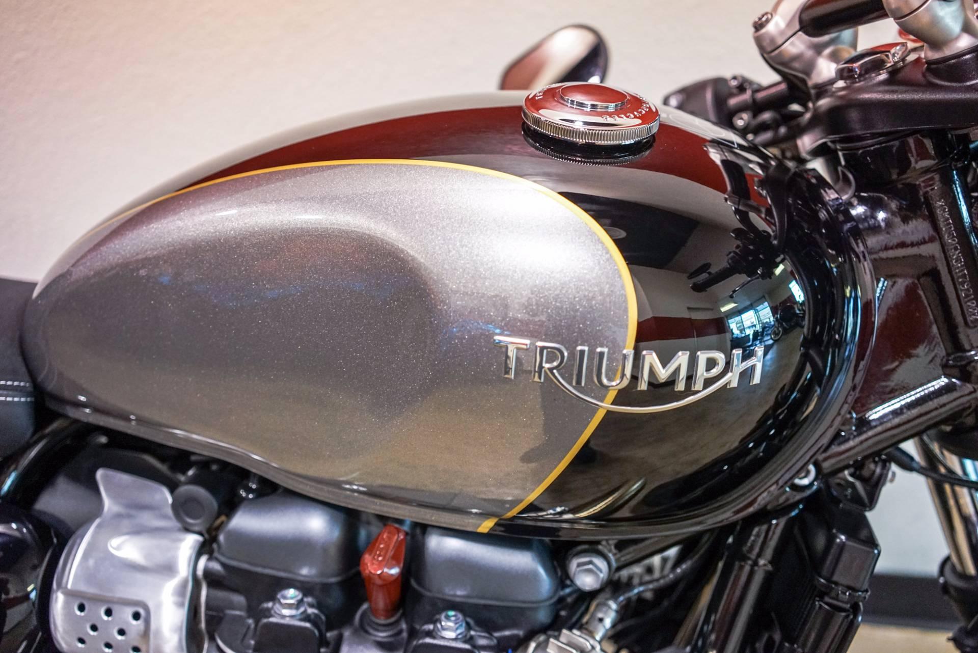 2017 Triumph Street Cup in Brea, California