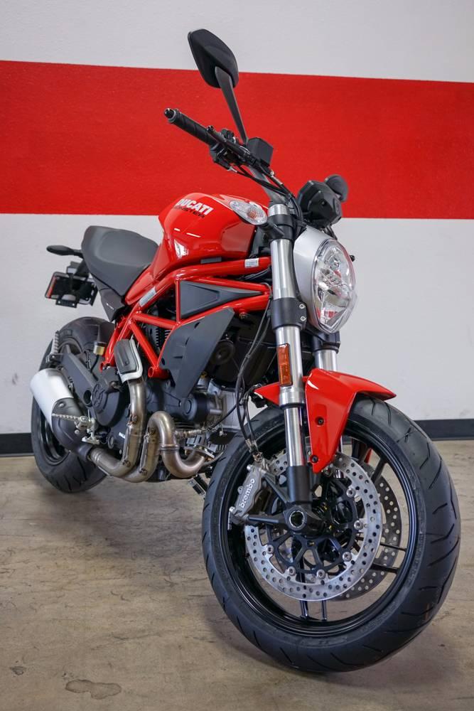 2017 Ducati Monster 797 in Brea, California