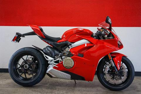 2018 Ducati Panigale V4 in Brea, California