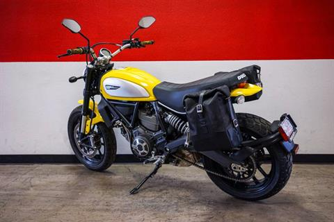 2017 Ducati Scrambler Icon in Brea, California