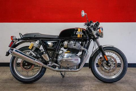 2019 Royal Enfield Continental GT 650 in Brea, California - Photo 1