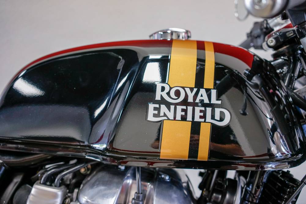 2019 Royal Enfield Continental GT 650 in Brea, California - Photo 3