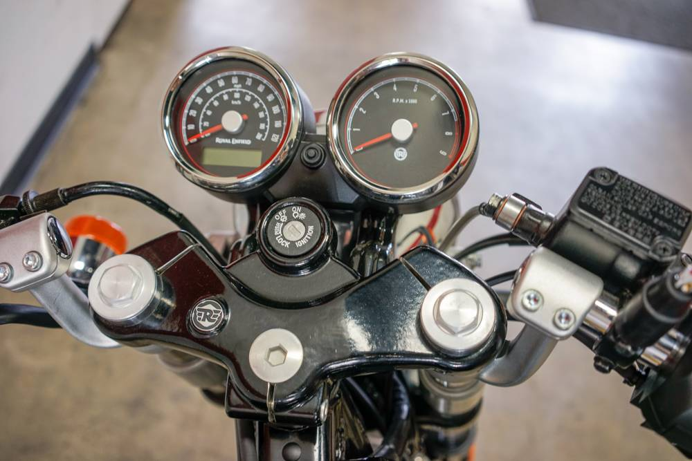 2019 Royal Enfield Continental GT 650 in Brea, California - Photo 5