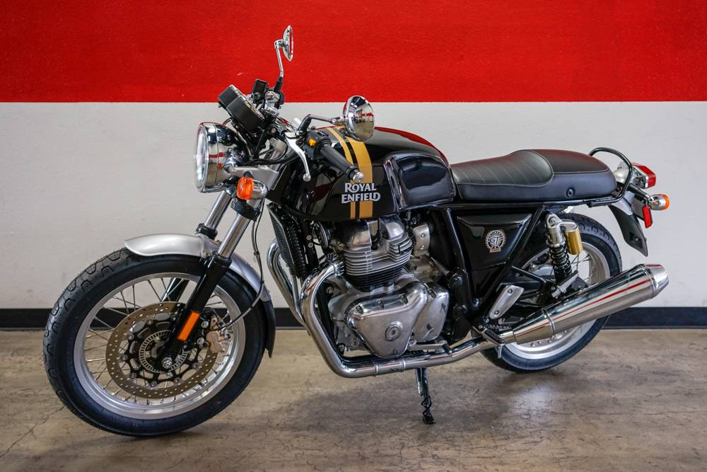 2019 Royal Enfield Continental GT 650 in Brea, California - Photo 11
