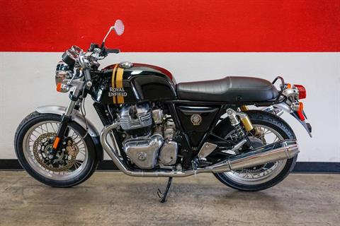 2019 Royal Enfield Continental GT 650 in Brea, California - Photo 12