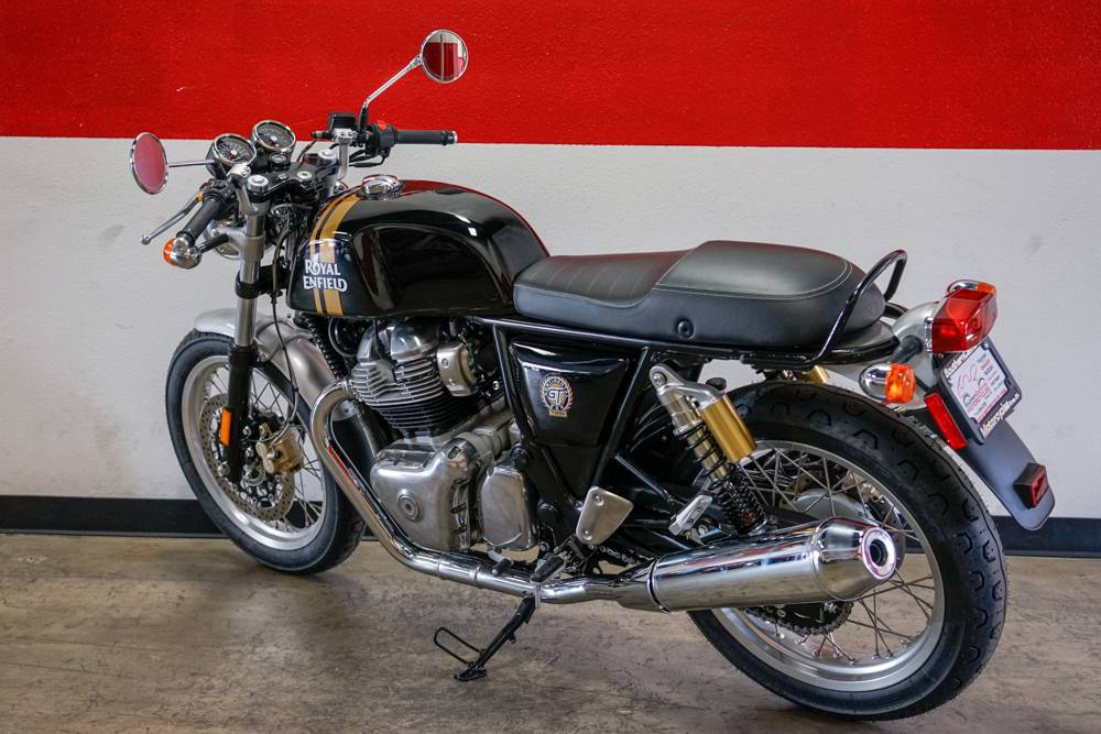 2019 Royal Enfield Continental GT 650 in Brea, California - Photo 13
