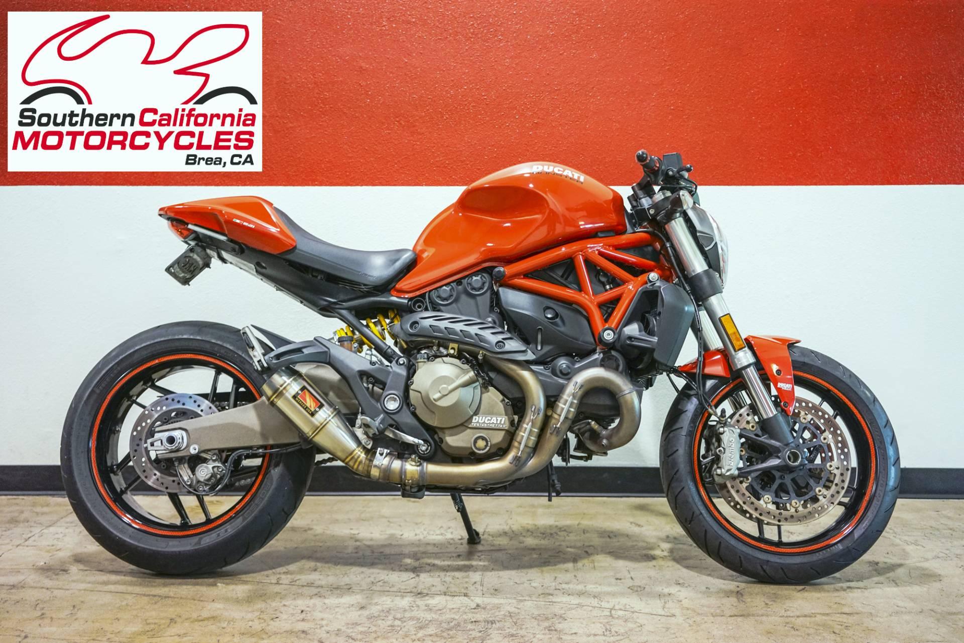 Ducati Monster Models List