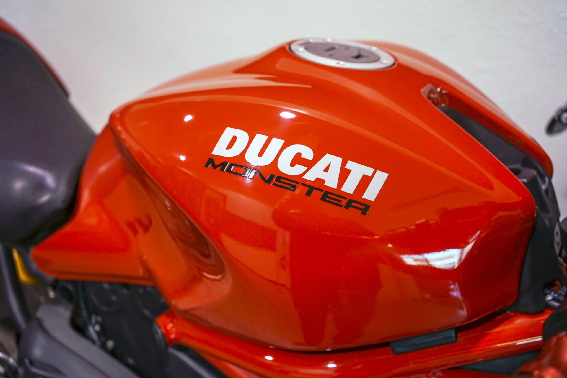 2015 Ducati Monster 821 in Brea, California