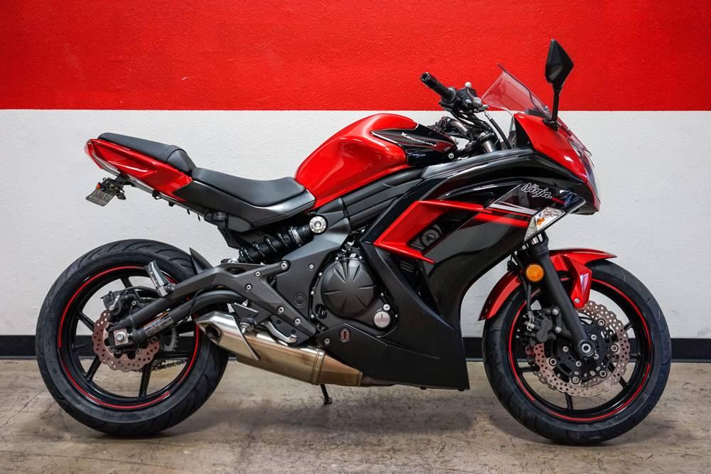 Used 2016 Kawasaki Ninja 650 Motorcycles In Brea Ca