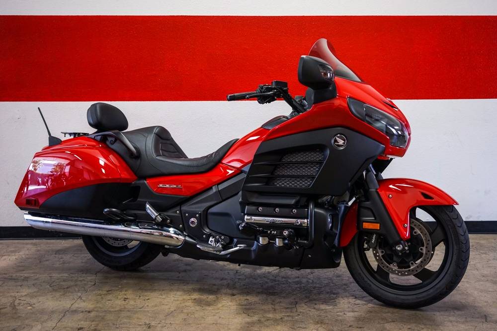 2013 Honda Gold Wing® F6B in Brea, California