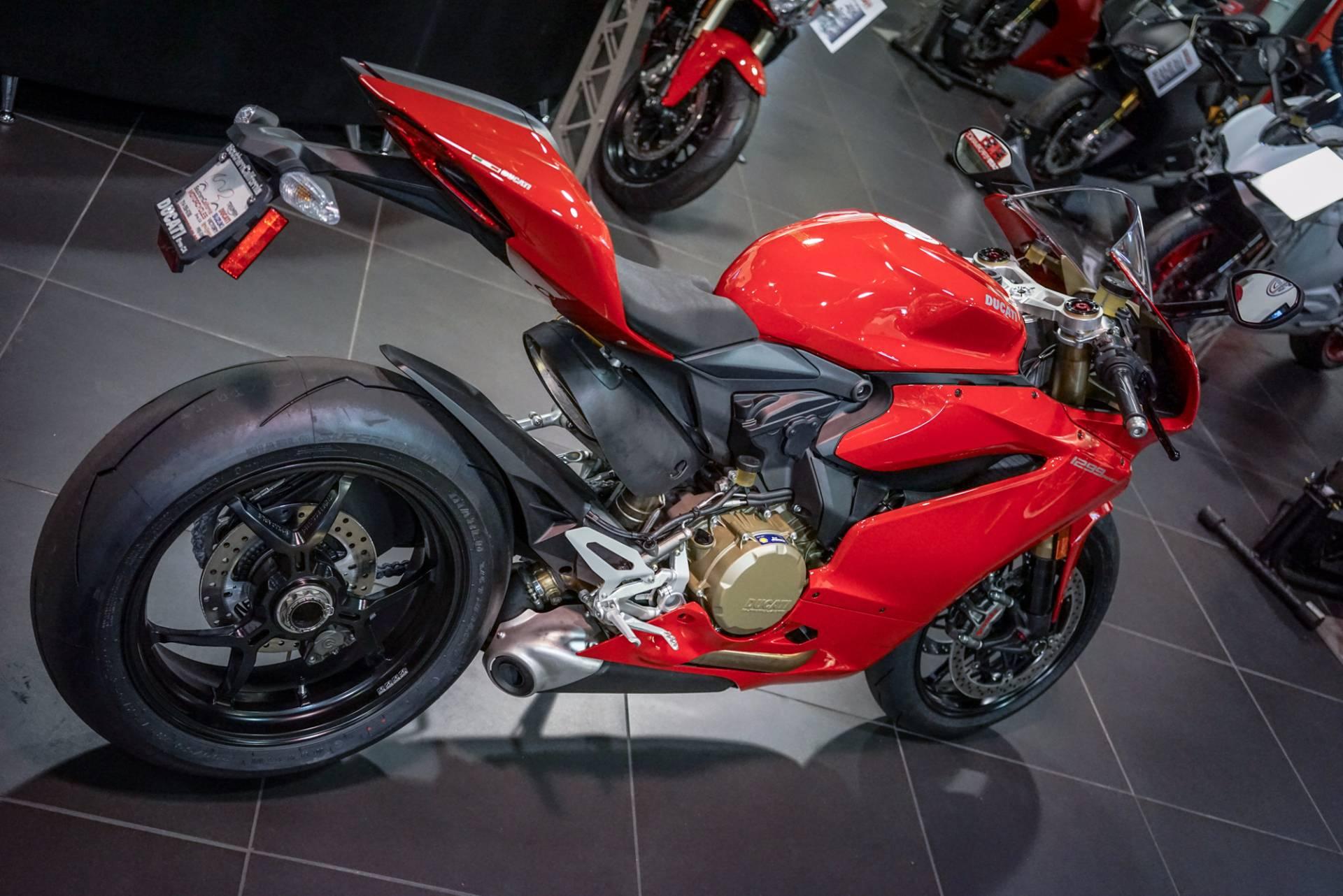 2017 Ducati 1299 Panigale in Brea, California