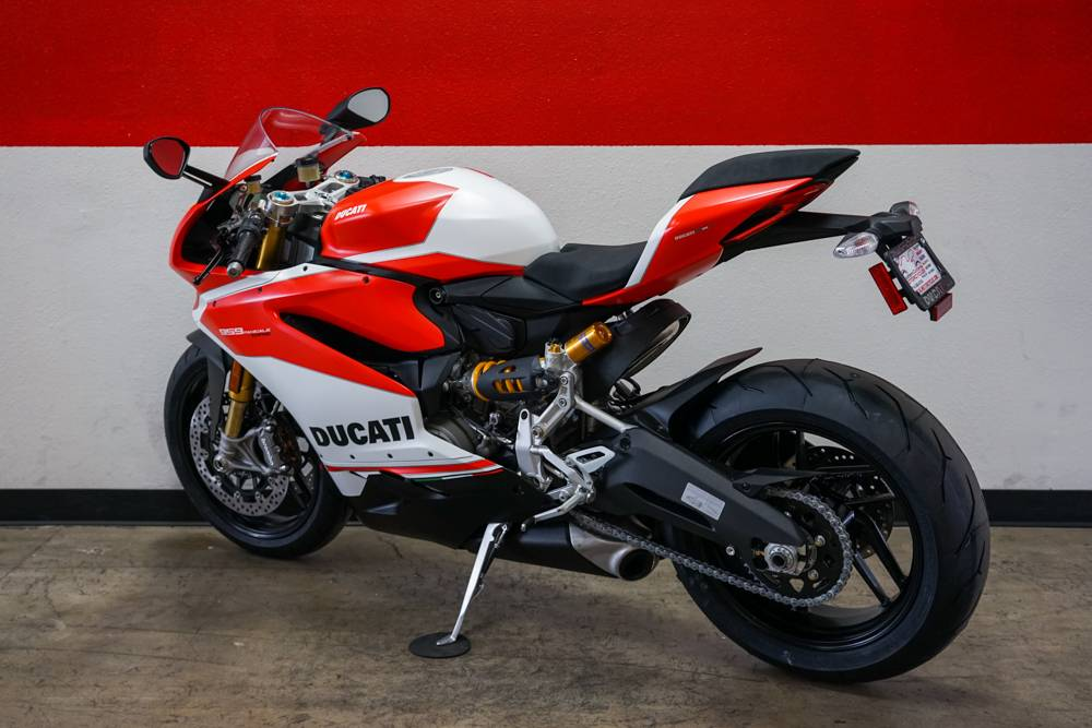 New 2019 Ducati 959 Panigale Corse Motorcycles In Brea Ca