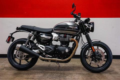 2019 Triumph Bonneville Speed Twin in Brea, California