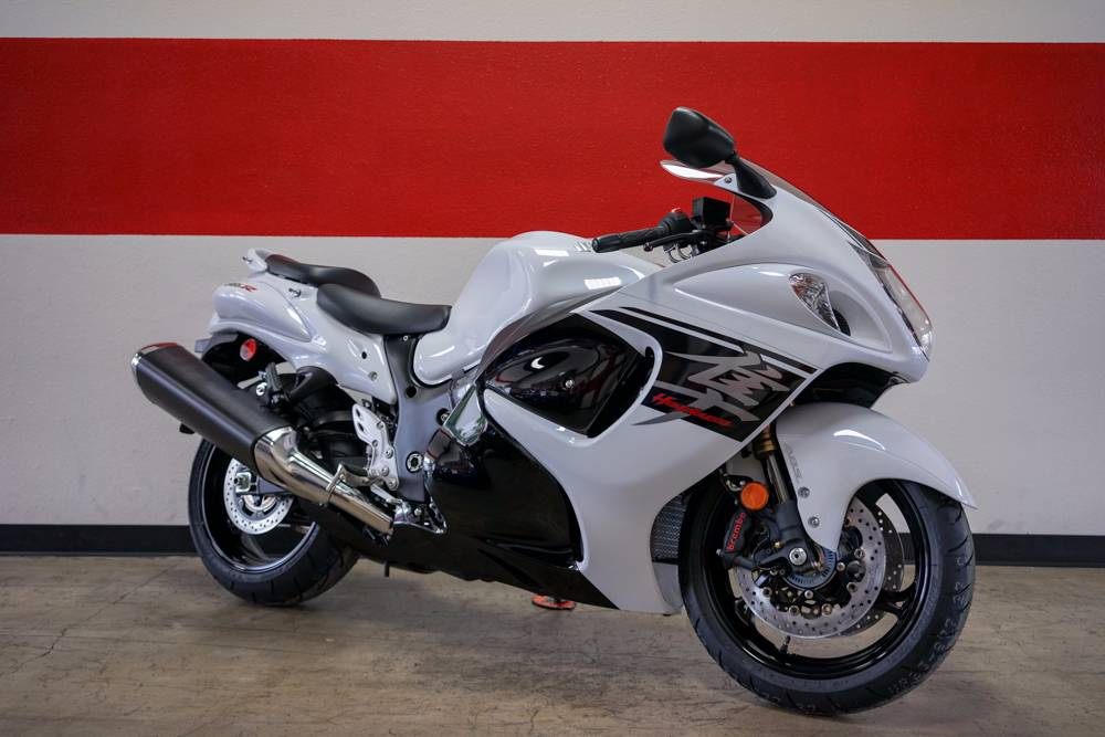 2017 Suzuki Hayabusa in Brea, California