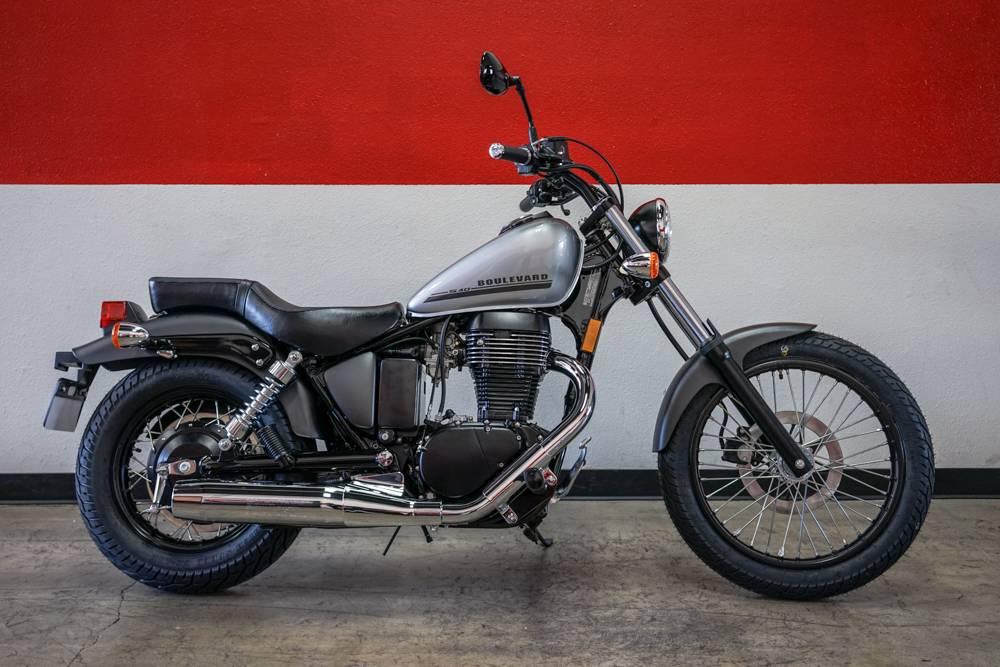 New 2018 Suzuki Boulevard S40 Motorcycles in Brea, CA