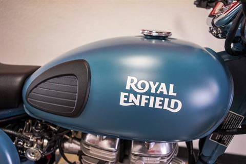 2017 Royal Enfield Classic Squadron Blue in Brea, California