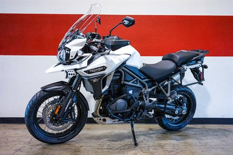 2017 Triumph Tiger Explorer XCA in Brea, California