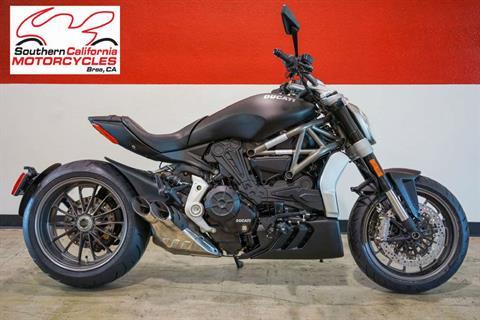 2016 Ducati XDiavel in Brea, California