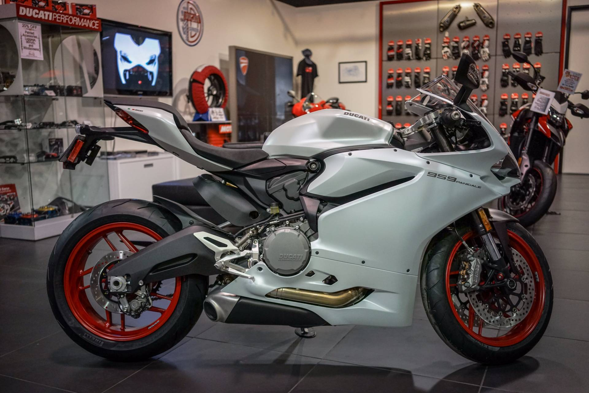 2017 Ducati 959 Panigale in Brea, California