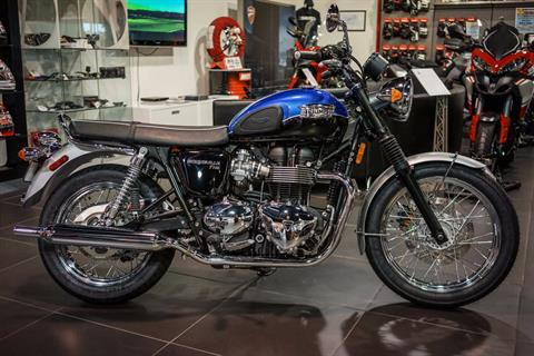 2015 Triumph Bonneville T100 in Brea, California