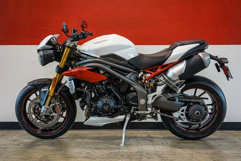 2017 Triumph Speed Triple R in Brea, California