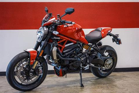 2018 Ducati Monster 1200 R in Brea, California