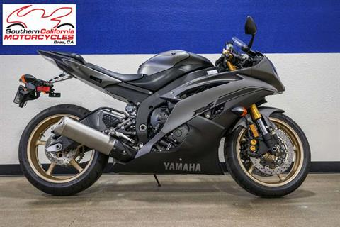 2014 Yamaha YZF-R6 in Brea, California