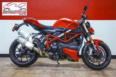2014 Ducati Streetfighter 848 in Brea, California