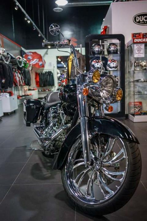 2015 Custom Special Construction Pro Street Bagger in Brea, California