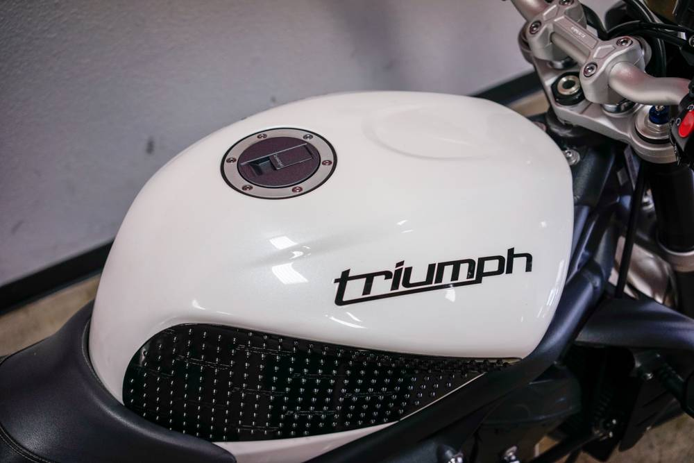 2012 Triumph Street Triple R in Brea, California - Photo 4