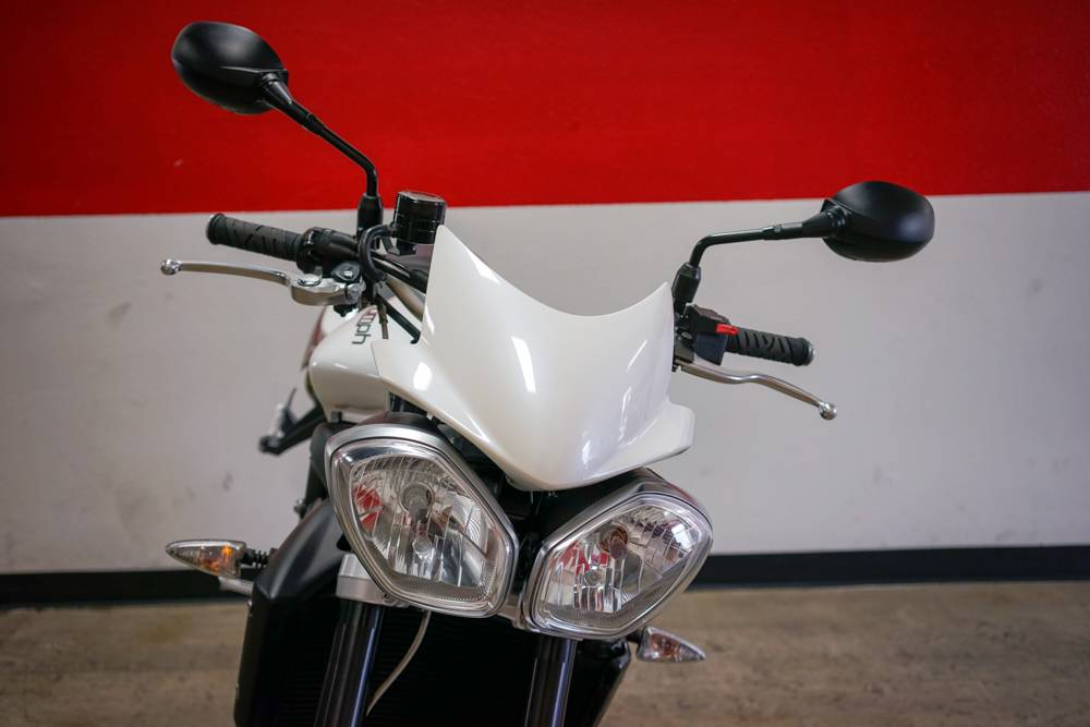 2012 Triumph Street Triple R in Brea, California - Photo 8