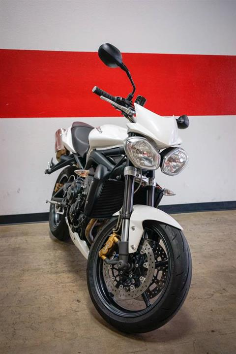 2012 Triumph Street Triple R in Brea, California - Photo 9