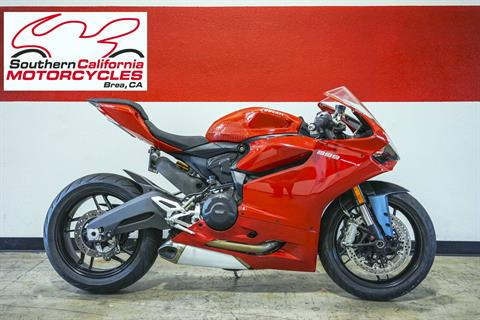 2014 Ducati Superbike 899 Panigale in Brea, California