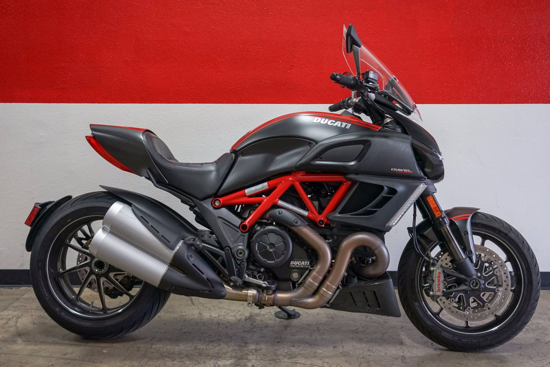 Used 2013 Ducati Diavel Carbon Motorcycles In Brea Ca