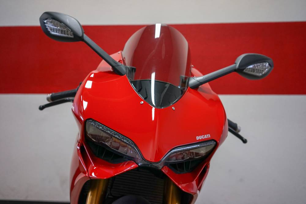 2012 Ducati 1199 Panigale S in Brea, California