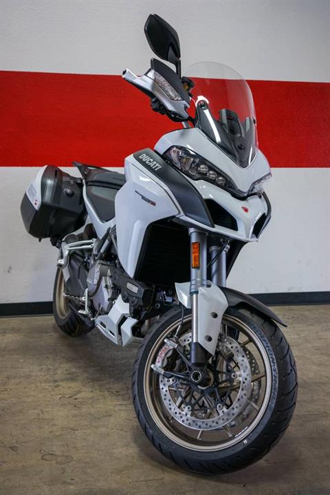 2018 Ducati Multistrada 1260S Touring in Brea, California