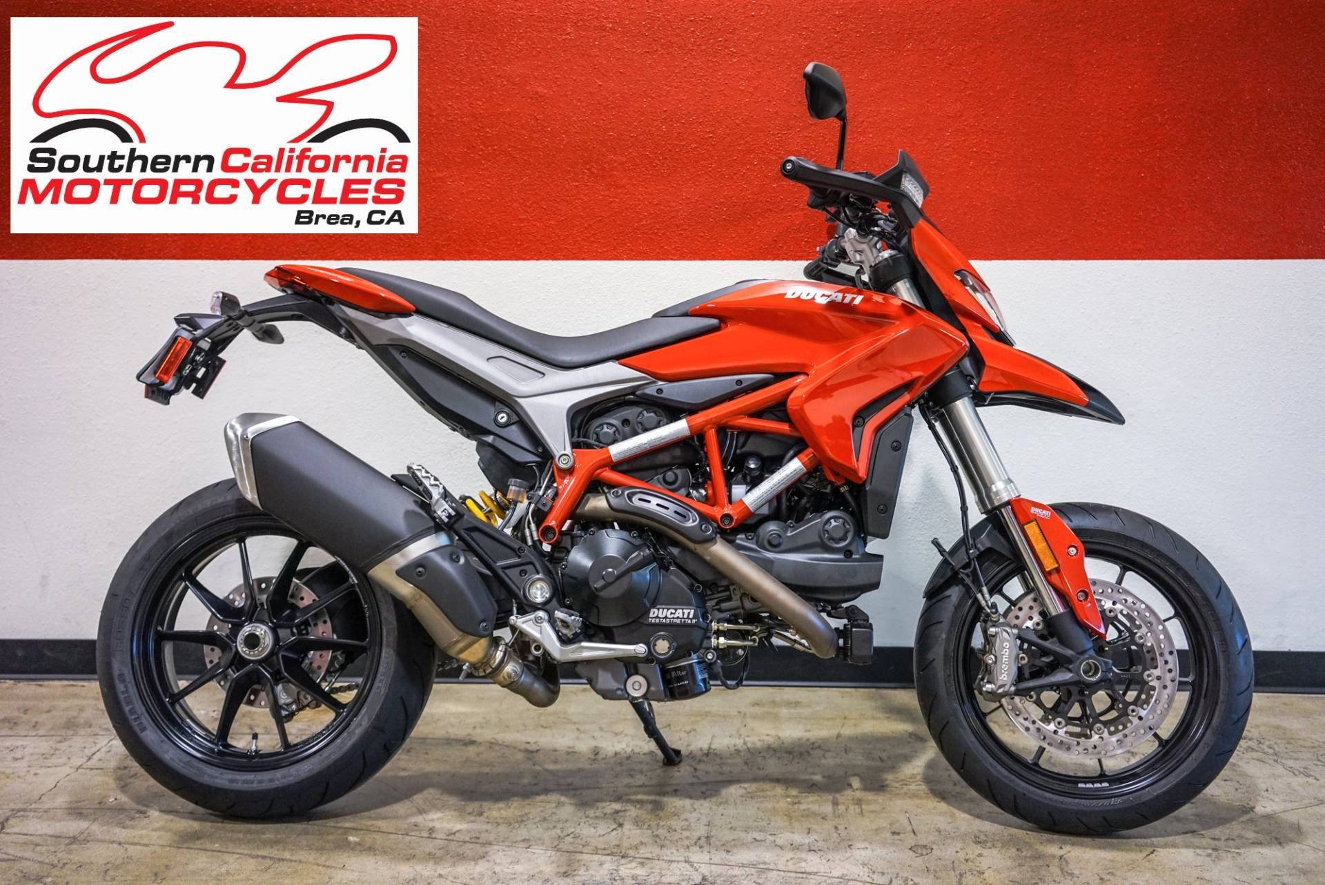 2018 Ducati Hypermotard 939 in Brea, California - Photo 1