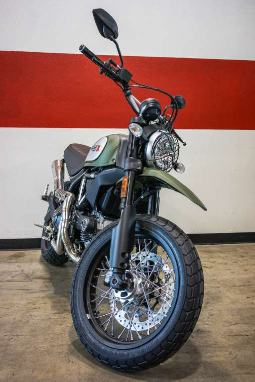 2016 Custom Custom Ducati Scrambler Urban Enduro in Brea, California