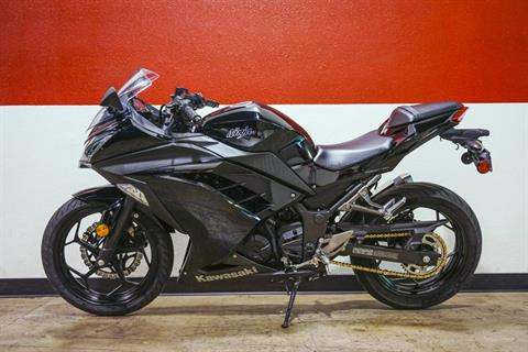 2014 Kawasaki Ninja® 300 in Brea, California