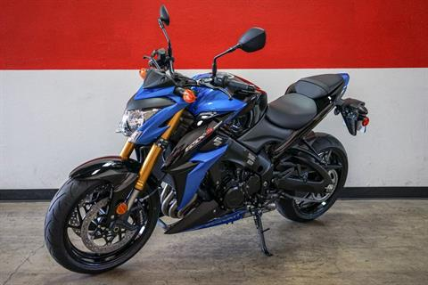 2018 Suzuki GSX-S1000 ABS in Brea, California