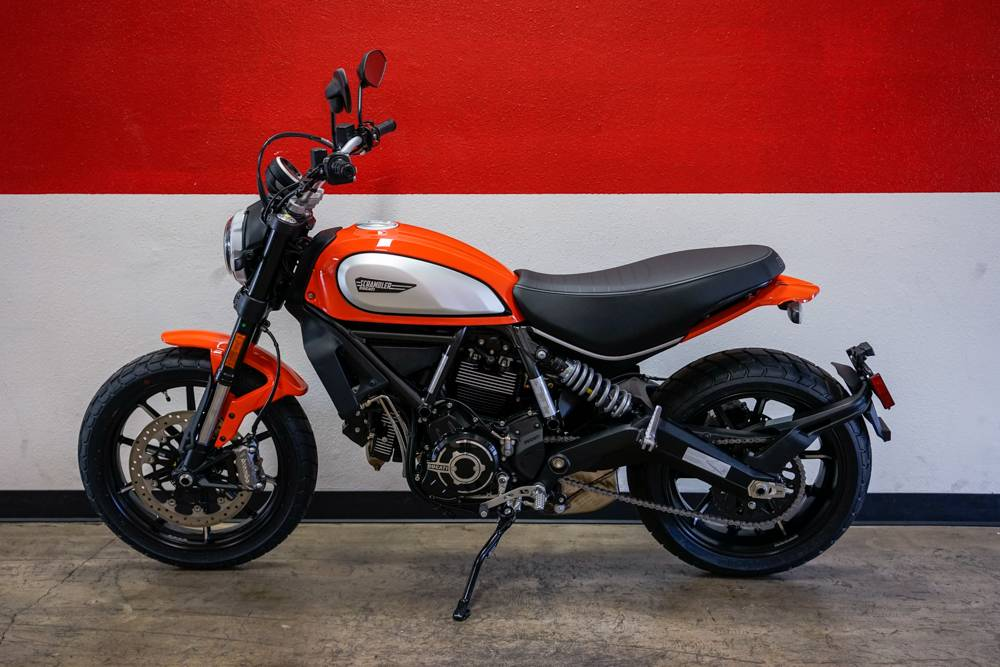 2019 Ducati Scrambler Icon in Brea, California - Photo 10