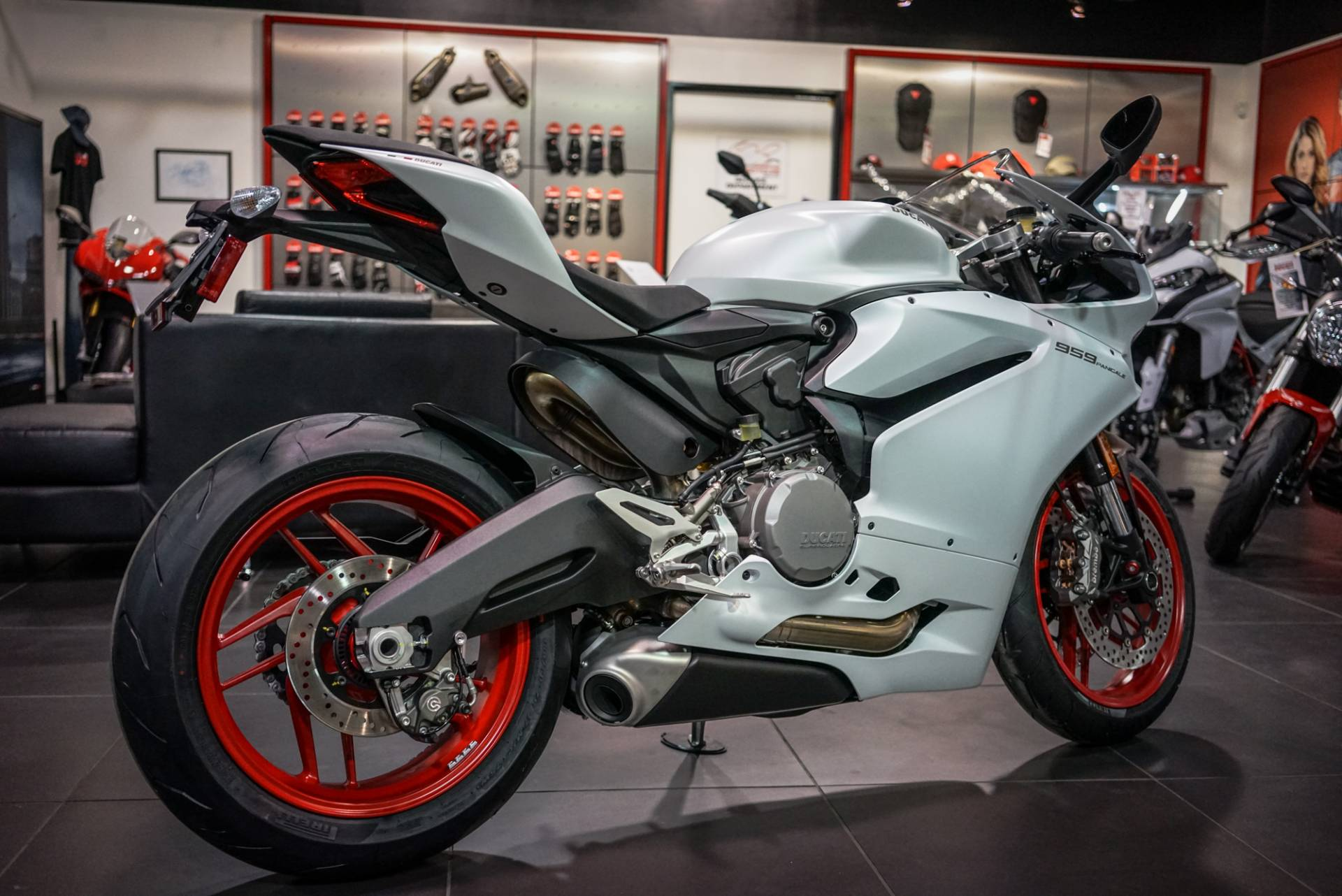 2018 Ducati Superbike 959 Panigale (US version) in Brea, California