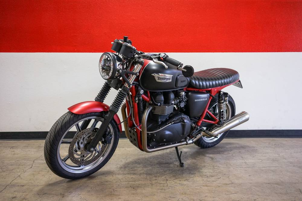 2013 Triumph Bonneville SE in Brea, California