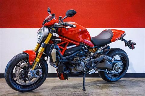 2015 Ducati Monster 1200 S Stripe in Brea, California
