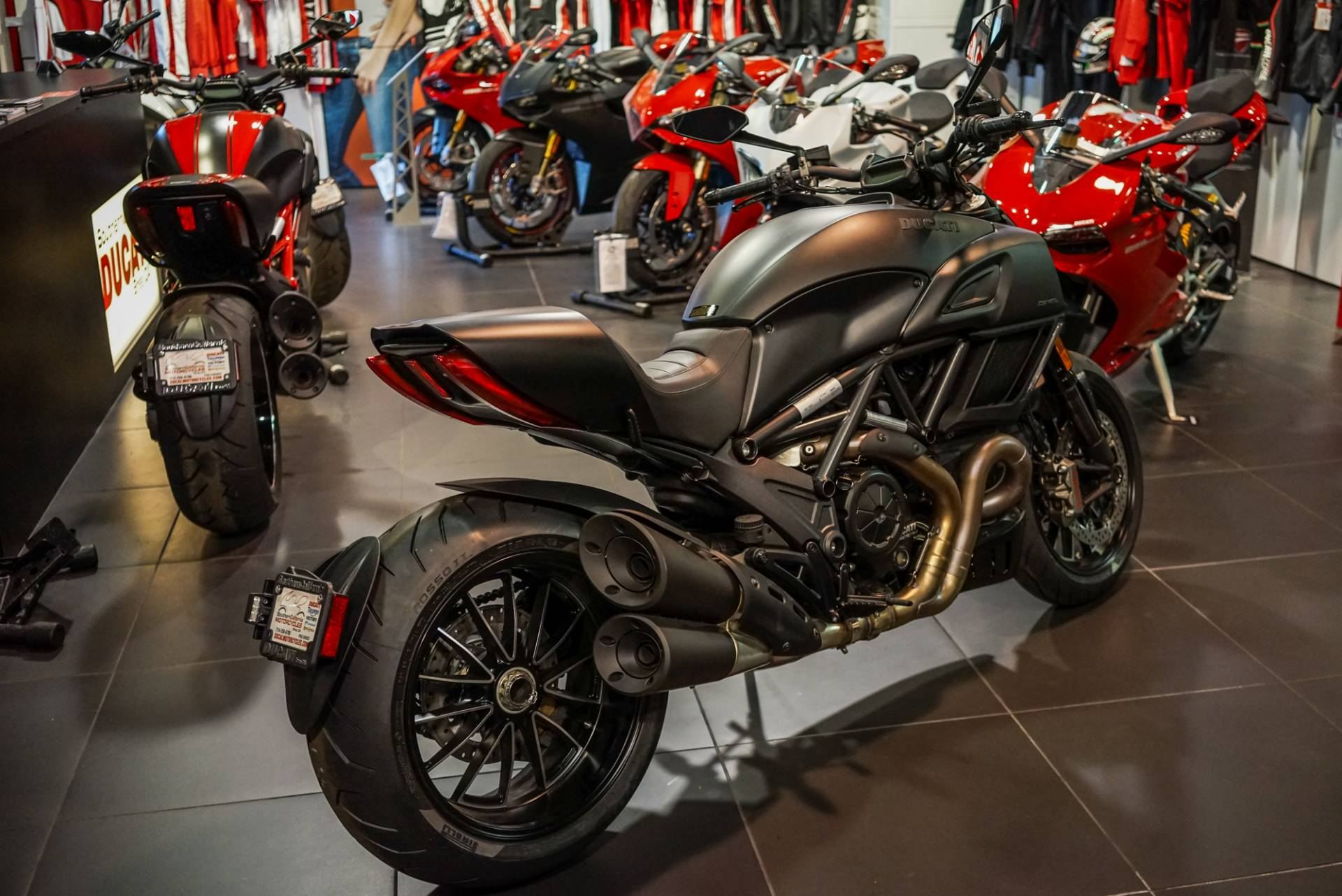 2017 Ducati Diavel in Brea, California
