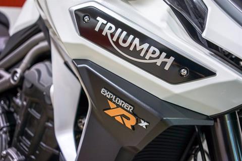 2017 Triumph Tiger Explorer XRx in Brea, California