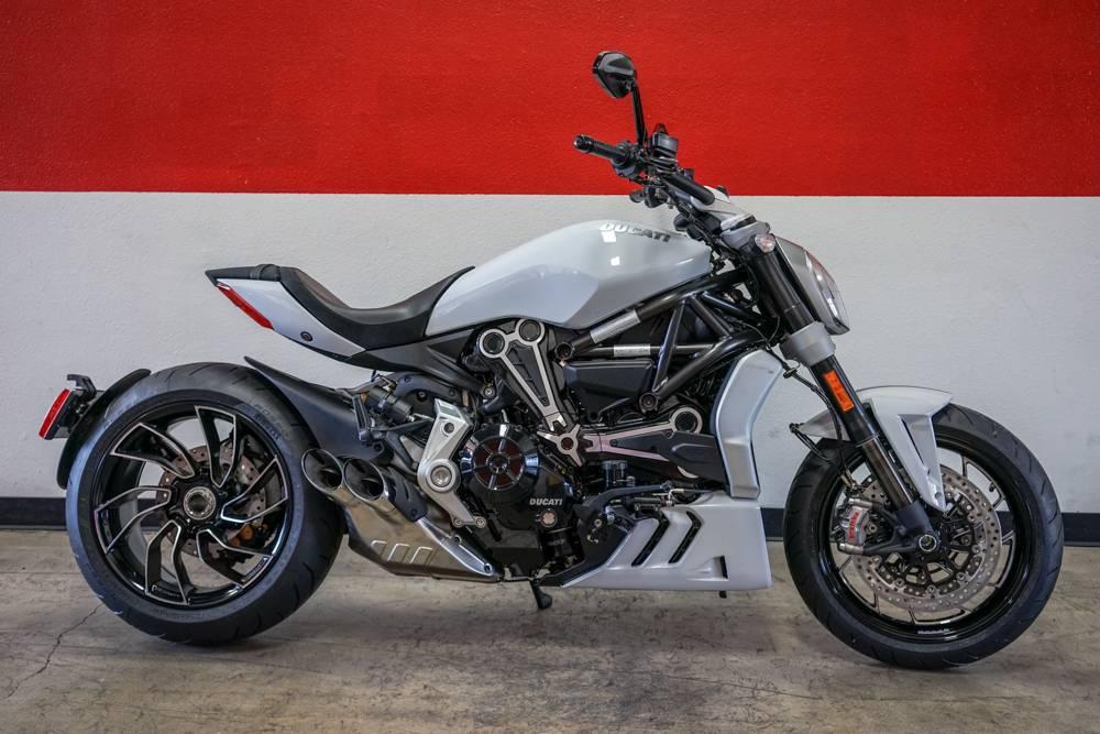 2018 Ducati XDiavel S In Brea California