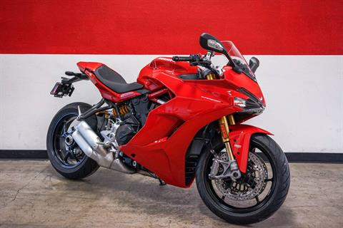 2018 Ducati SuperSport S in Brea, California - Photo 6