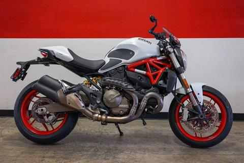 2016 Ducati Monster 821 in Brea, California